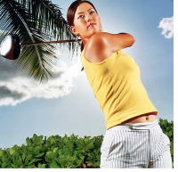 Michelle Wie posting golf swing post.PNG