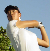 Michelle Wie with her serious face express pic.PNG