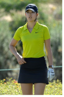 Michelle Wie in green and black shirt picture.PNG
