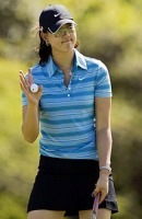 Michelle Wie on her first LPGA Tour picture.PNG