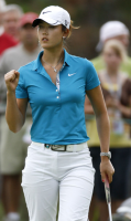 Michelle Wie at Highland Meadows Golf Club 2009 in Sylvania, Ohio.PNG