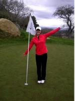Michelle Wie 2011 pictures_Hole in one Michelle Wie at the Boulder Ridge Country Club.PNG