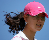 Michelle Wie at SBS Open at the Turtle Bay Resort in Kahuku, Hawaii..PNG