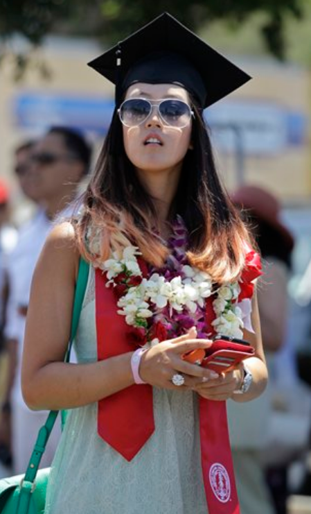 Michelle Wie graduation pictures.PNG