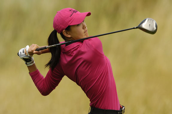 Michelle Wie at the Womens British Open1